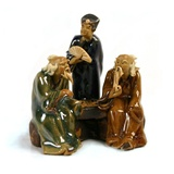 Three Wisemen Figurine