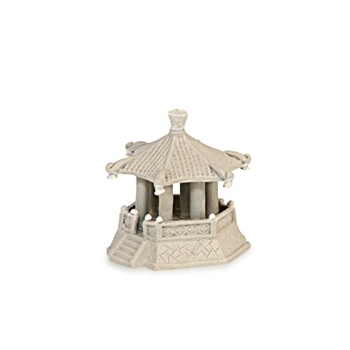 Mud Pagoda 2.5'' Figurine