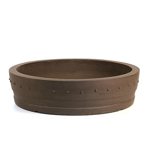 Round Ceramic Pot 15 Quot Large Bonsai Pots