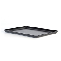 "13"" Large Textured Humidity Tray  (No Rocks)"
