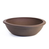 Large Ceramic Round Bowl Bonsai Pots