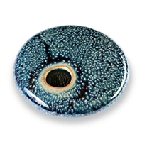 Ikebana Vase Round Starry Night - Small
