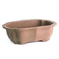 Large Ceramic Oval Bonsai Pots
