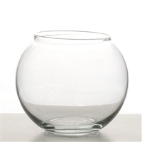 Fish Bowl Glass Terrarium
