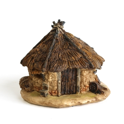 Thatched Roof Hut