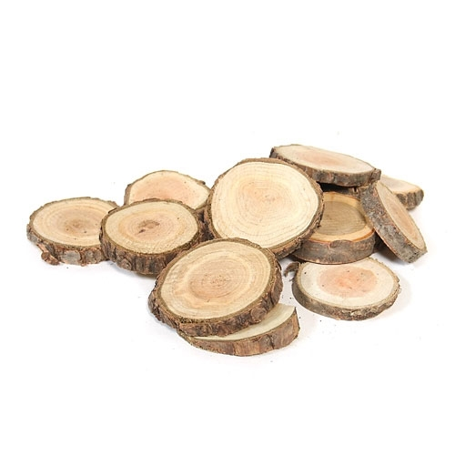 Natural Birch Wood Slices