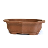 Medium Ceramic Oval Bonsai Pots