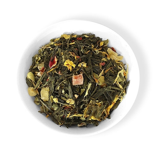 Golden Mango Green Tea (8 oz Pouch)