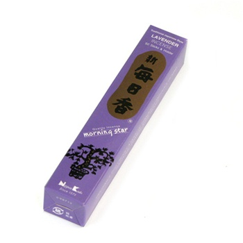 Nippon Kodo Incense 50 Sticks - Lavender
