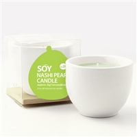 Teacup Soy Candle - Nashi Pear