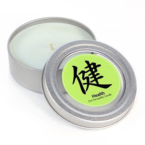 Health - Zen Tranquility Candle