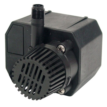 beckett 210gph small pond pump 115v
