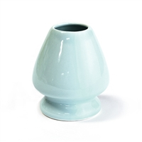 Powder Blue Celadon Matcha Whisk Holder