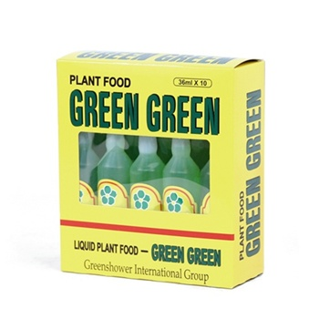 Green Food Bamboo Fertilizer