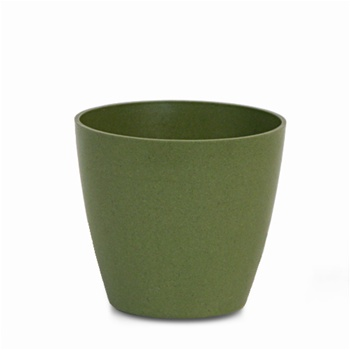 Biodegradable Green Round 4.5'' Pot