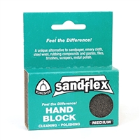 Sandflex Tool Cleaning Block (Medium Grit)