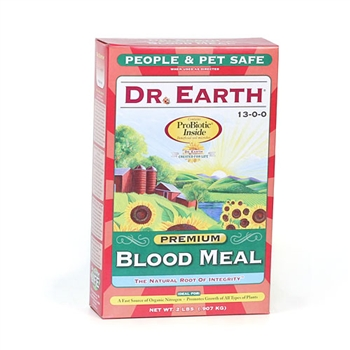 Dr. Earth Blood Meal 13-0-0 2lb