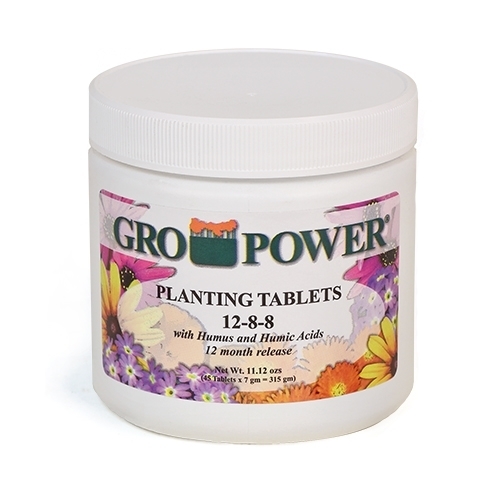 Gro Power Planting Tablets Bonsai Fertilizer