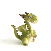 Mini Sitting Dragon
