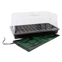 Hydrofarm Jump Start HotHouse Mini-Greenhouse System