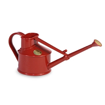 Haws Handy Watering Can- Red