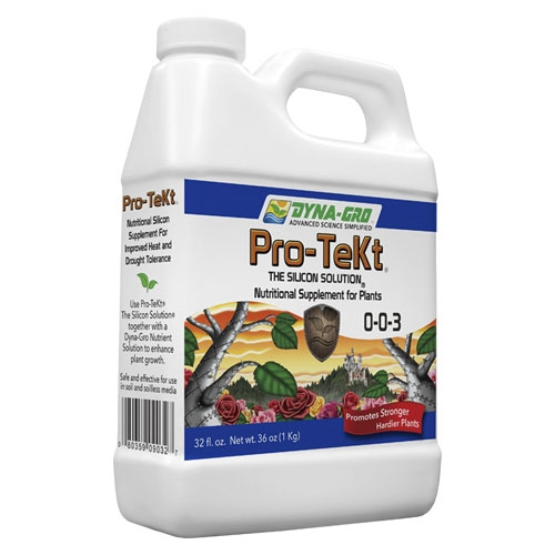 Dyna-Gro Pro-TeKt 0-0-3 The Silicon Solution