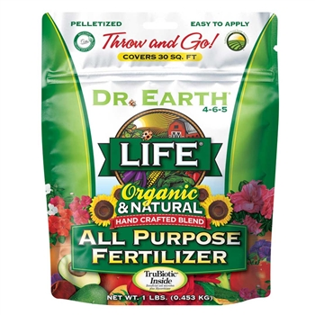 Dr. Earth Life® All Purpose Fertilizer 4-6-5
