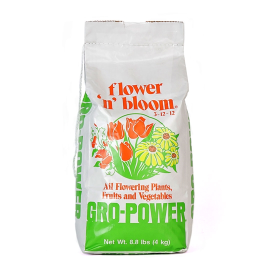 GRO-POWER® Flower 'N' Bloom® 3-12-12 Fertilizer