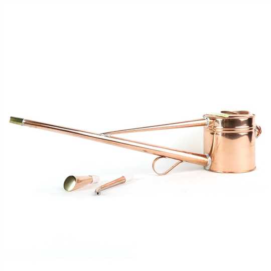 Kaneshin Copper Longreach Watering Can - 1.8L