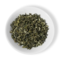 Curled Dragon Silver Tips Green Tea