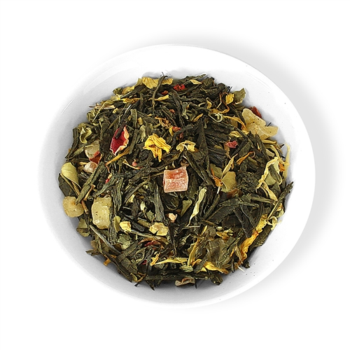 Golden Mango Green Tea