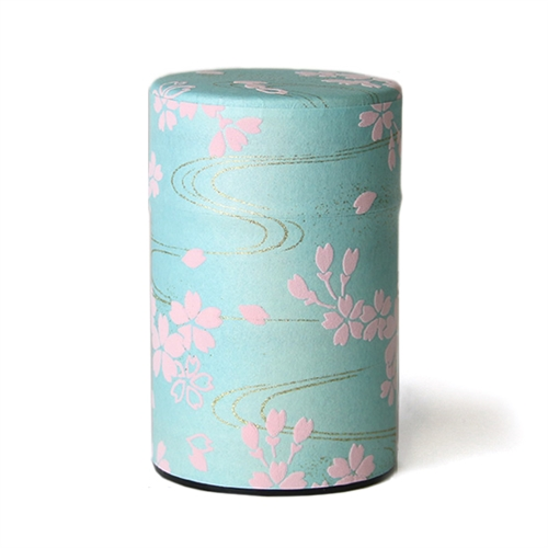 Loose Leaf Tea Tin - Blossom Washi