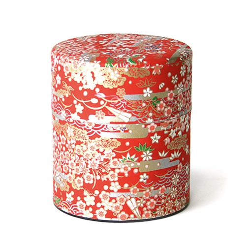 Loose Leaf Tea Tin