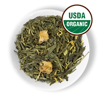 Organic Tropical Breeze Green Tea