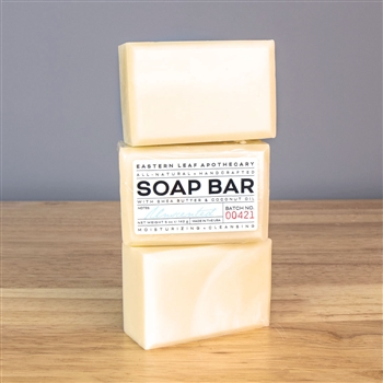 Handmade All Natural Soap - Unscented