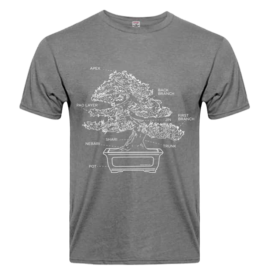 Bonsai Anatomy T-Shirt
