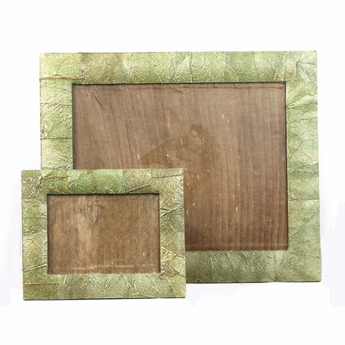 Banana Leaf Photo Frame