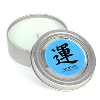Good Luck - Zen Tranquility Candle