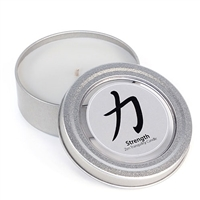 Strength - Zen Tranquility Candle
