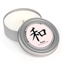 Peace - Zen Tranquility Candle