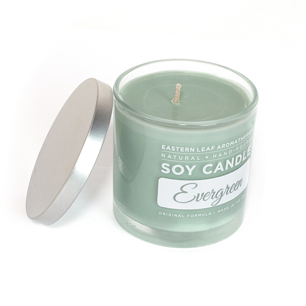 Signature Soy Candle - Evergreen